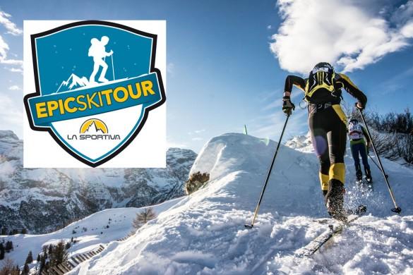 logo la sportiva epic ski tour 2017
