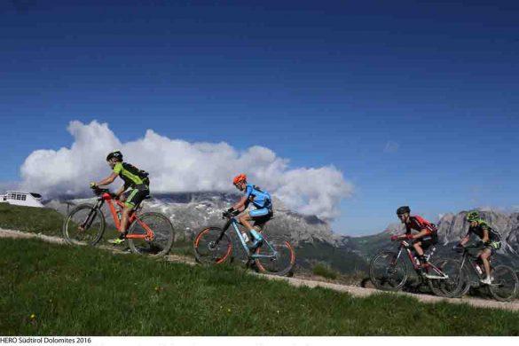 Hero Suedtirol 2016 mountain bike