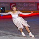 Carolina Kostner, campionessa di pattinaggio della Val Gardena