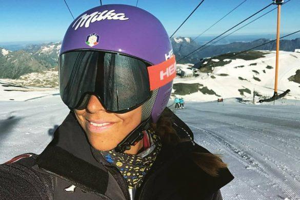 Elena Curtoni, coppa del mondo di sci