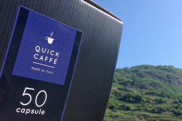 Quick Caffè in Valtellina