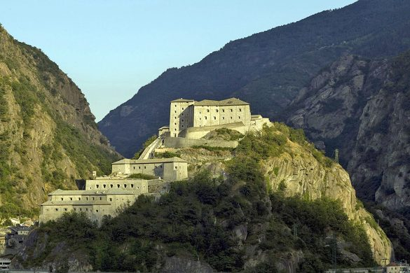 Forte di Bard, Valle d'Aosta