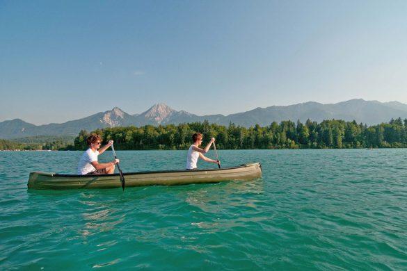 Sport e bessere sulle acque del Faaker see
