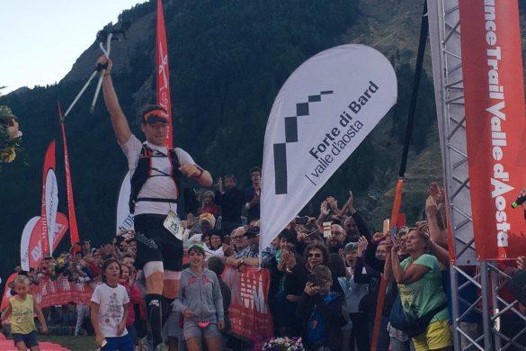 Peter Kienzl vince il 4K Alpine Endurance Trail Valle d'Aosta