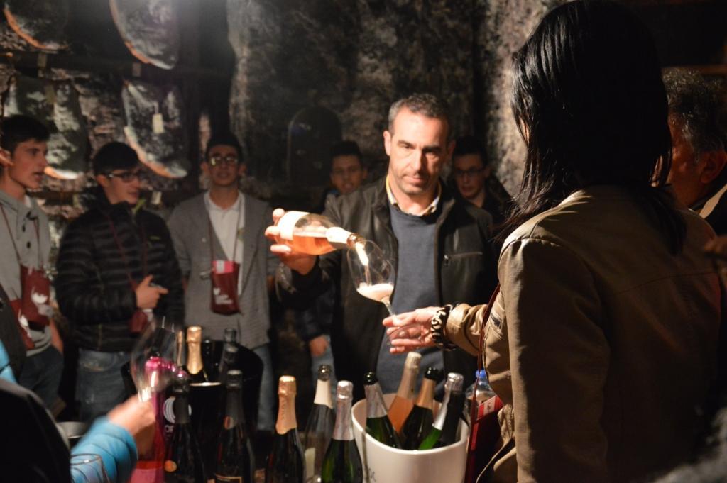 Degustazioni di vino lungo la Strada del Vino e dei Sapori del Trentino
