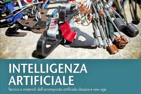 Copertina libro Intelligenza artificiale, edizioni Versante Sud