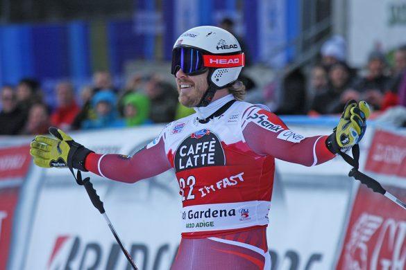 Kjetil Jansrud, Coppa del Mondo di sci Val Gardena