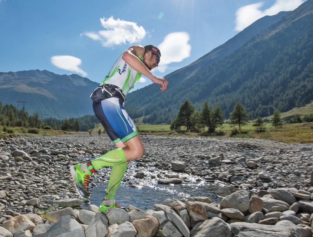 Livigno Icon Triathlon, prova di corsa
