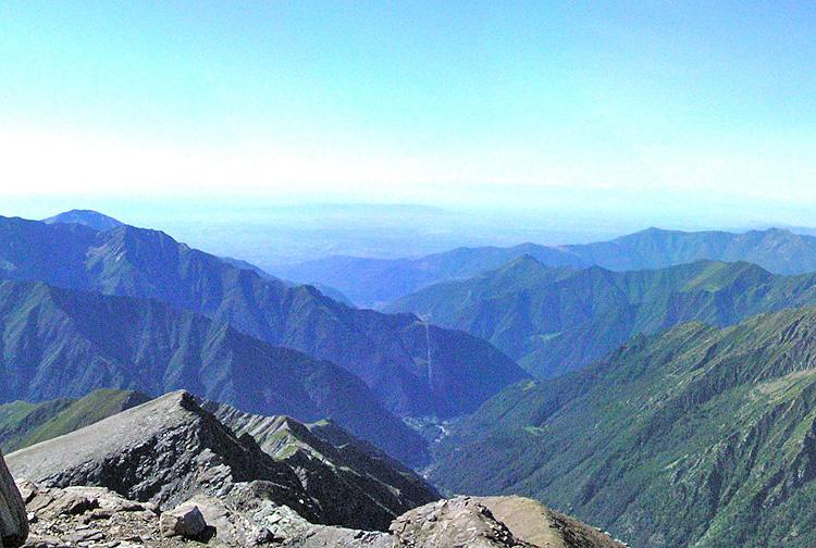 Veduta della Valle Soana