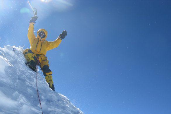 Simone Moro, alpinista italiano