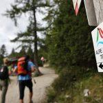 Alpe Adria Trail: la cartellonistica