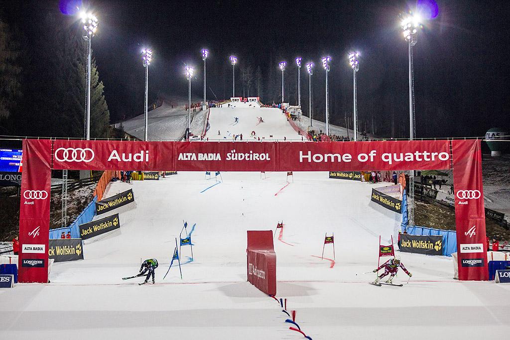 Alta Badia, slalom paralelo Coppa del Mondo di sci