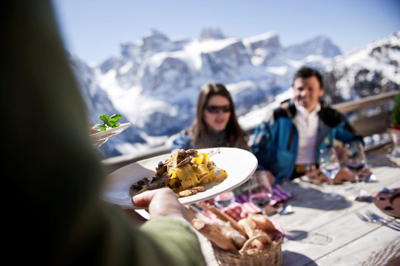 Alta Badia Gourmet Ski Safari