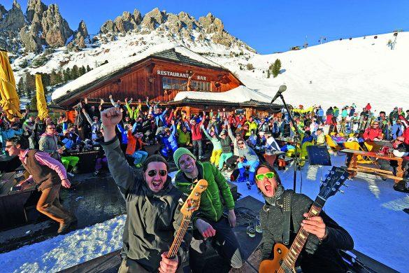 Rock The Dolomites 2017