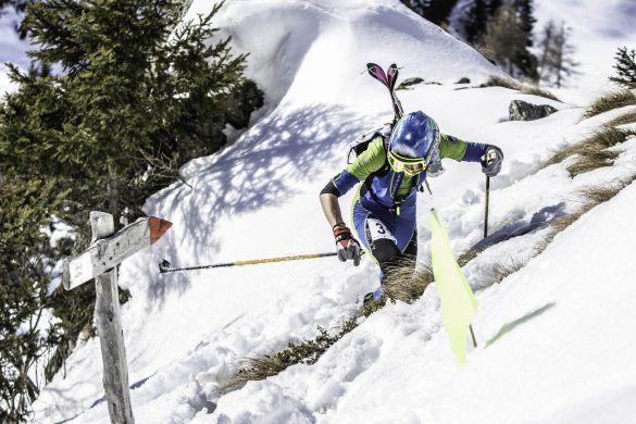Crazy Ski Alp Tour 2017