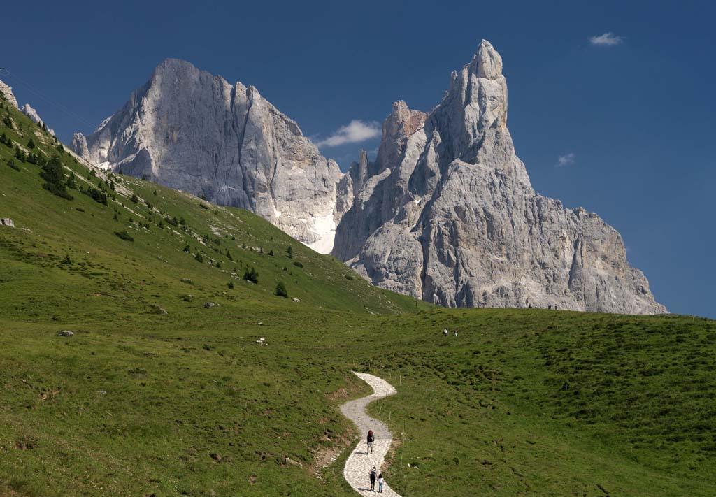 Val di Fiemme, Parco Naturale Paneveggio Pale di San Martino