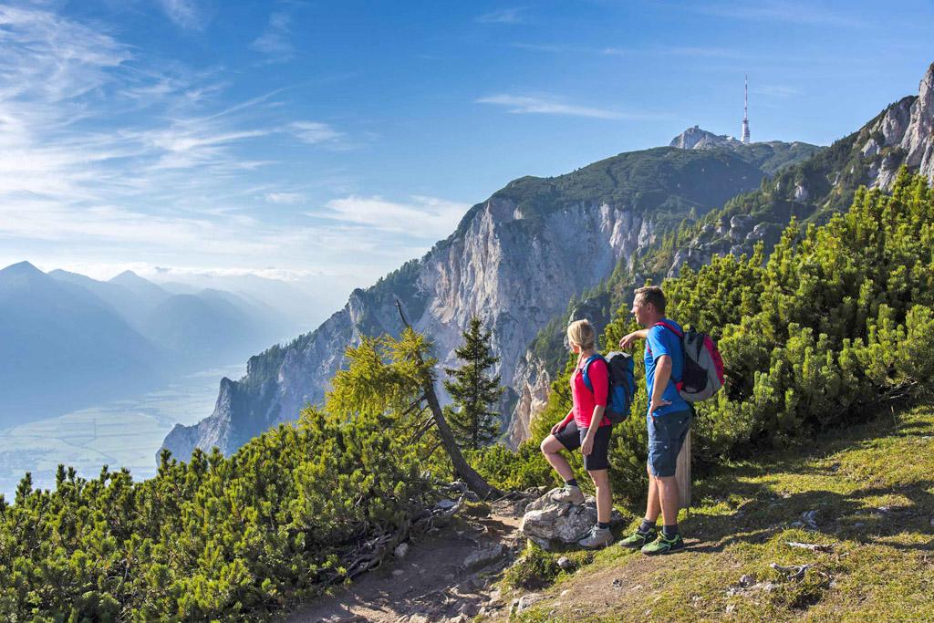 In cammino nel Parco Naturale del Monte Dobratsch - Copyright Region Villach Tourismus Franz Gerdl