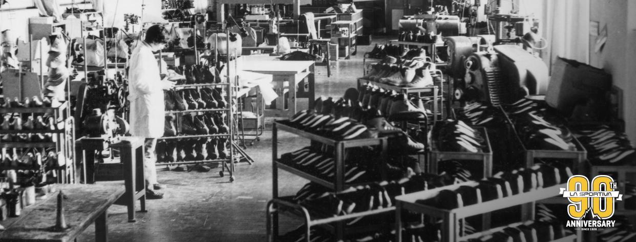 La Sportiva celebra i 90 anni, ecco com'era l'azienda nel secolo scorso