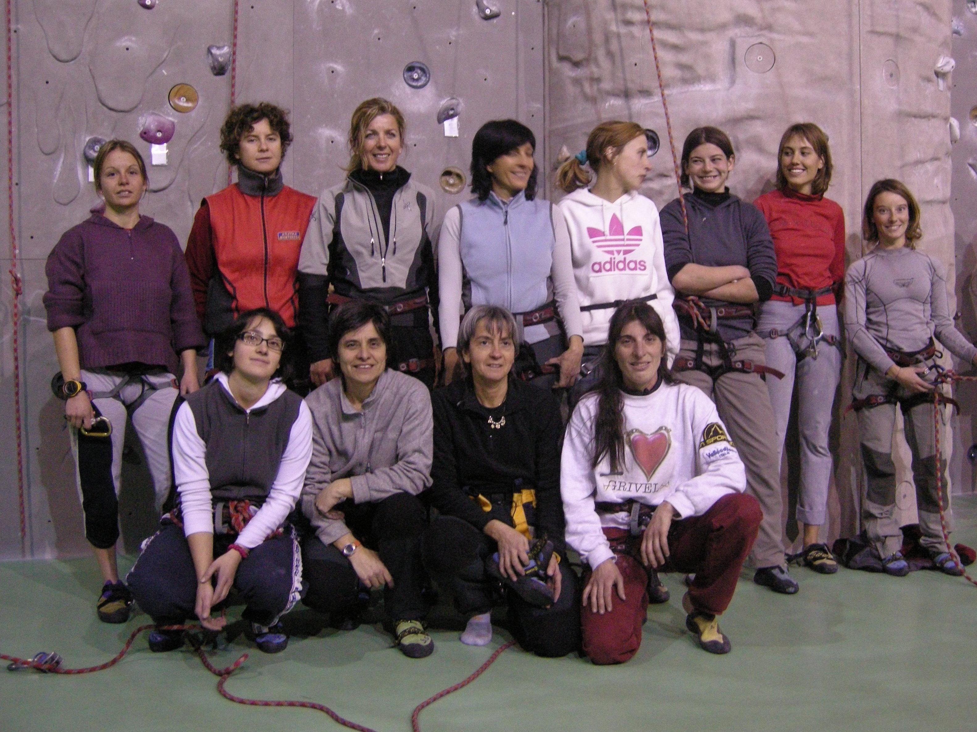 "A Courmayeur ""Compagne di Cordata – L'alpinismo femminile: pratica e storia"""