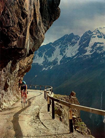 Aprica presenta le tappe bresciano-valtellinesi del 93° Giro d'Italia 2010