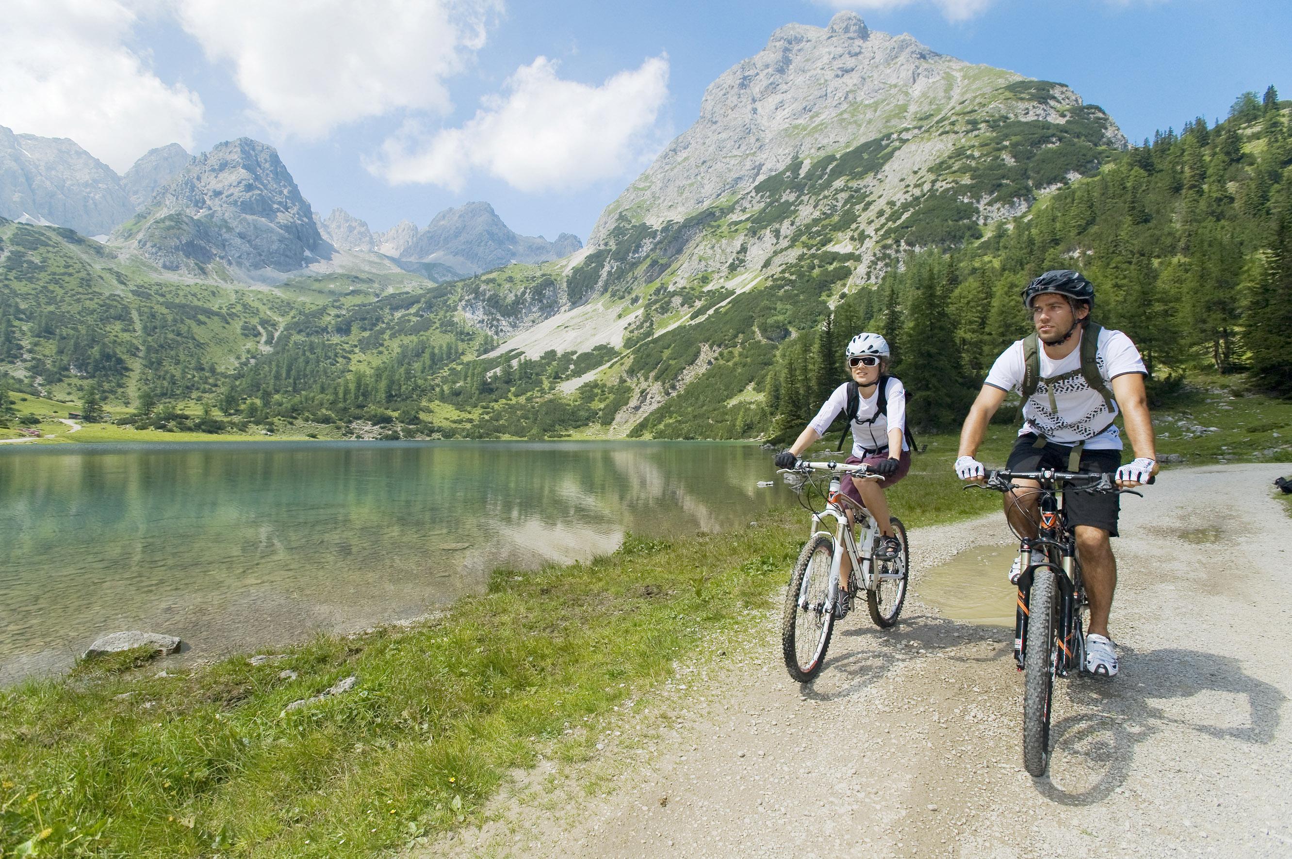 Giro delle Alpi di Kitzbühel in mountain bike