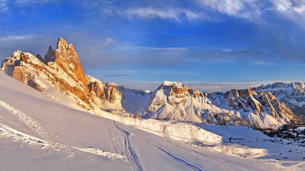 Sci alpinismo in Val Gardena: i tour più belli, con mappe, descrizioni, guide e bollettini