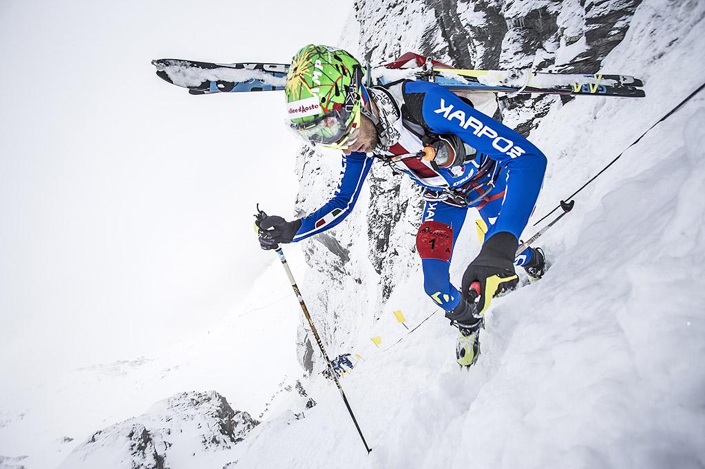 sci alpinismo atleta tour du rutor 2016