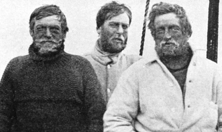 Messner e Shackleton aprono il Trento Festival
