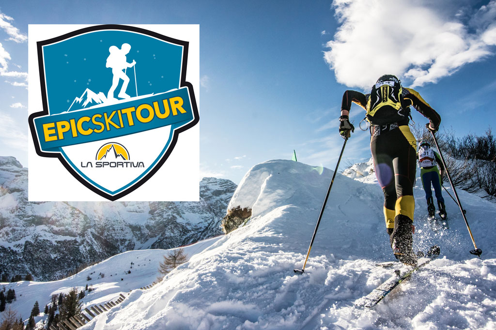 La Sportiva Epic Ski Tour: iscrizione con casco omaggio
