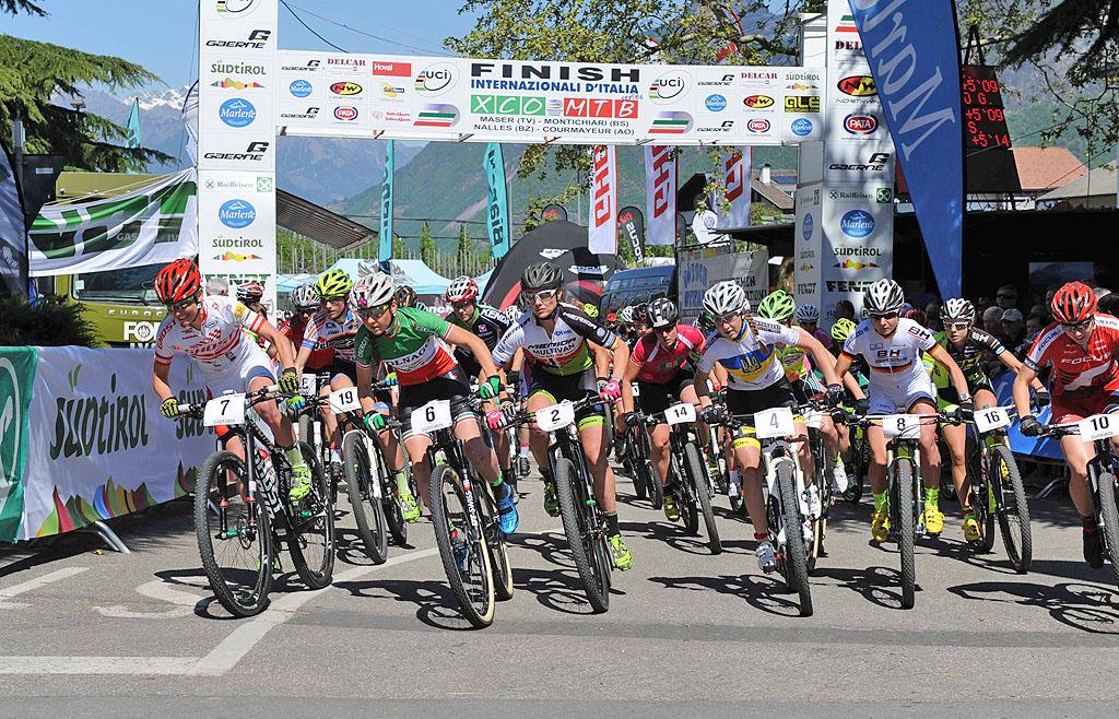 Marlene Sudtirol Sunshine Race