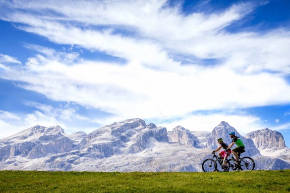 mountain bike val gardena