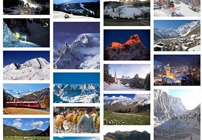 I migliori scatti fotografici dell'arco alpino