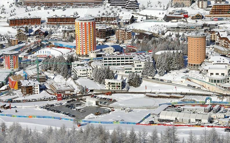 Sestriere, in vacanza sulle Alpi: pista da sci, offerte e prezzi skipass