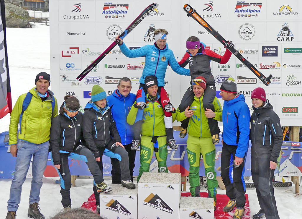 Grande scialpinismo al Tour du Rutor 2016