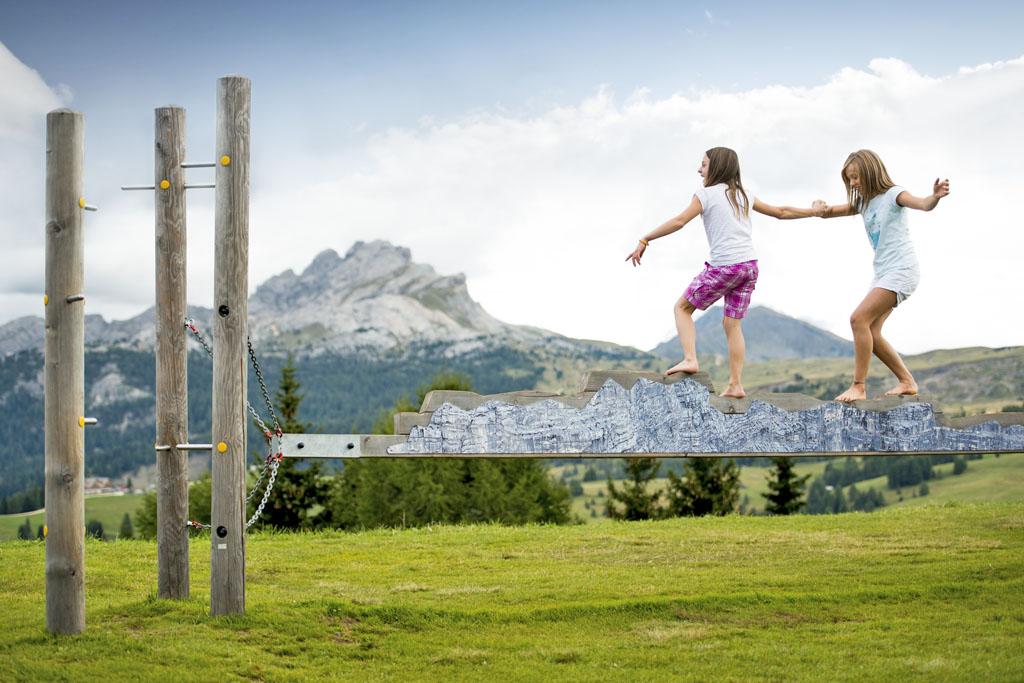 Alta Badia: la montagna a misura di bambini