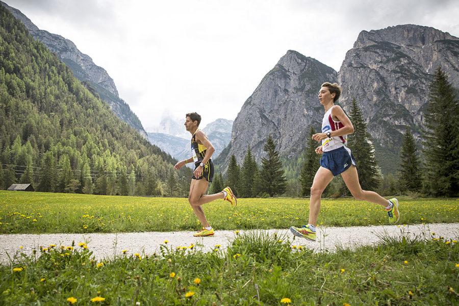 Di corsa tra le Dolomiti con la Cortina Dobbiaco Run