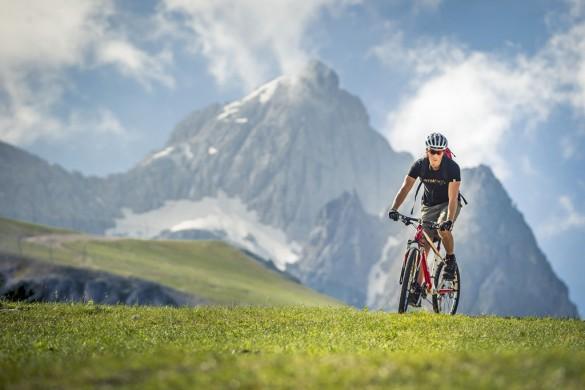 Vacanze in bicicletta a Cortina