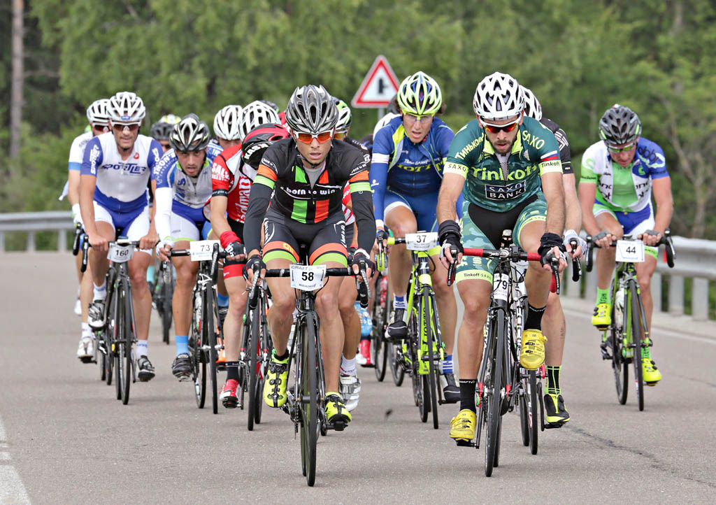 Marcialonga Cycling 2016: si pedala in Val di Fiemme
