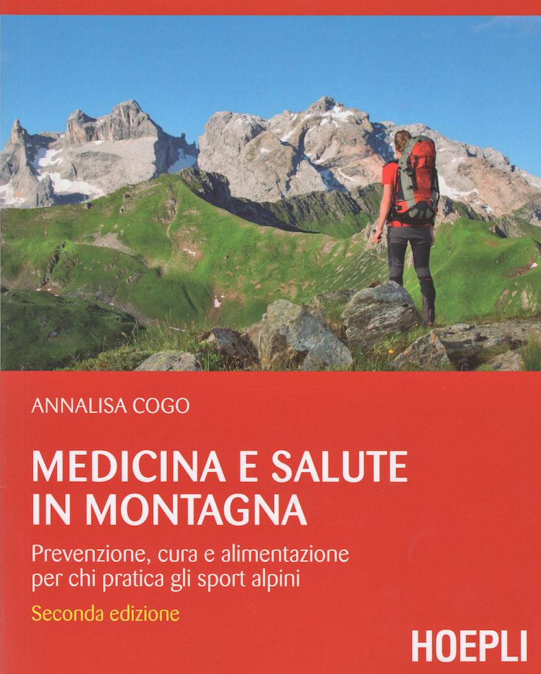 Medicina e salute in montagna, il nuovo libro