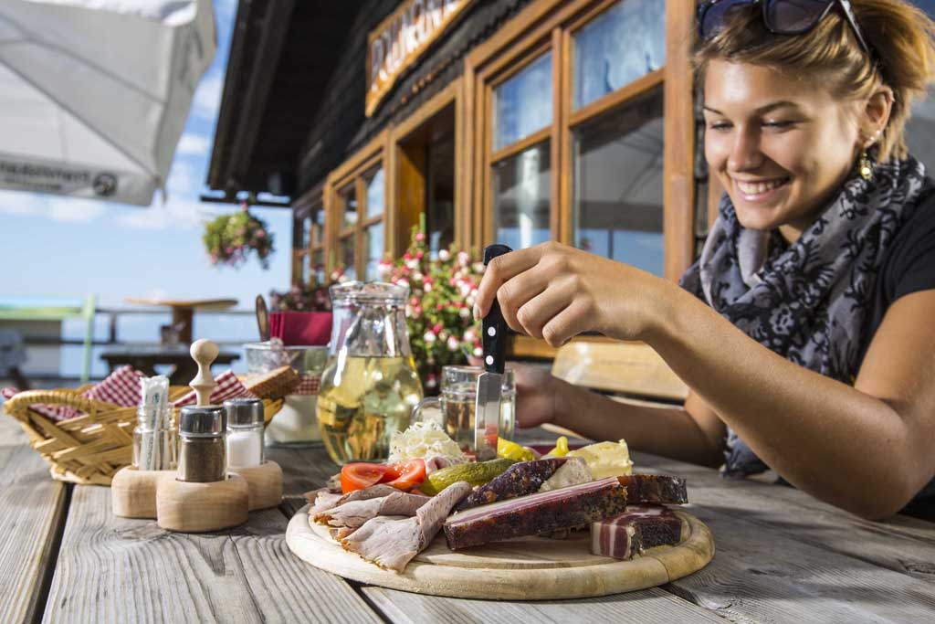 Camminare e degustare a Villach