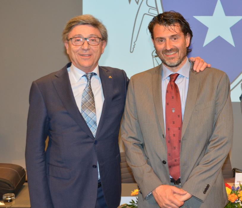 Vincenzo Torti è il nuovo Presidente del CAI