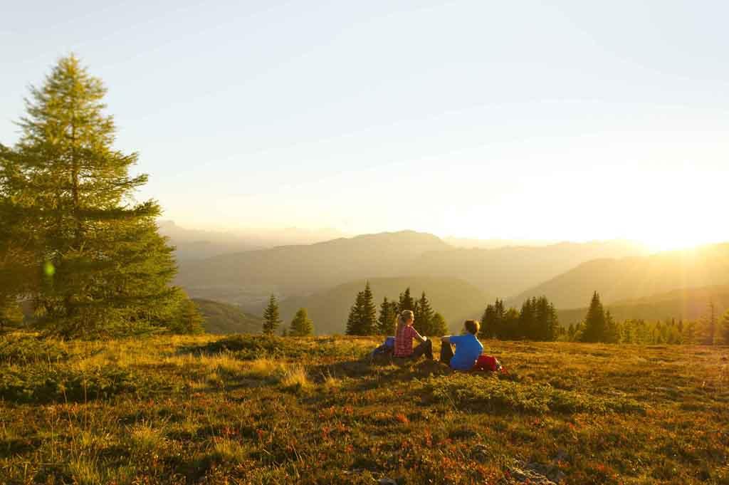 In vacanza a Villach sull'Alpe Gerlitzen