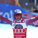 Aksel Lund Svindal in Val Gardena, Supergigante dicembre 2015