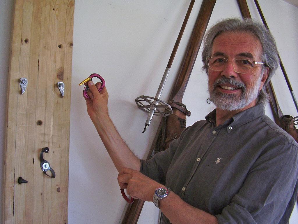 Gioachino Gobbi e i 200 anni della Grivel: la storia di un imprenditore cresciuto a pane e alpinismo