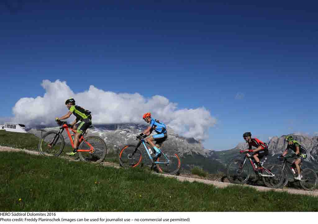 Hero Suedtirol 2016 mountain bike