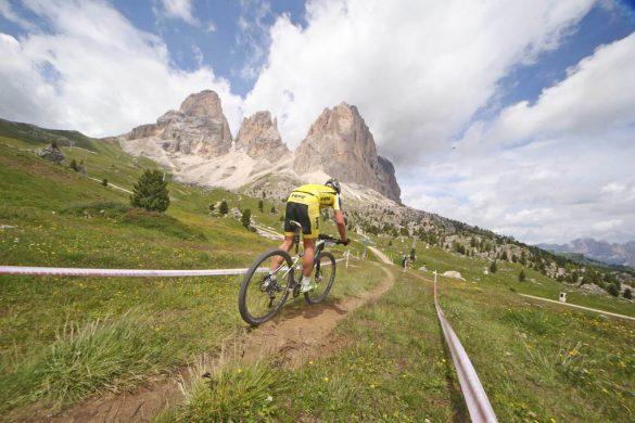 Hero Suedtirol Dolomites in Val Gardena