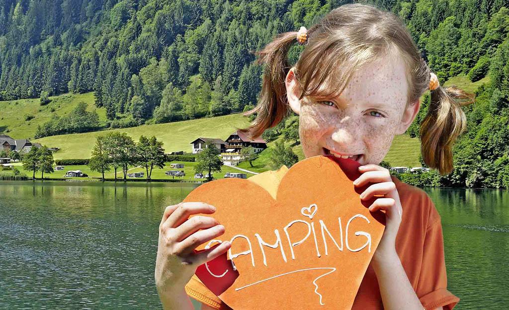 In campeggio a Villach
