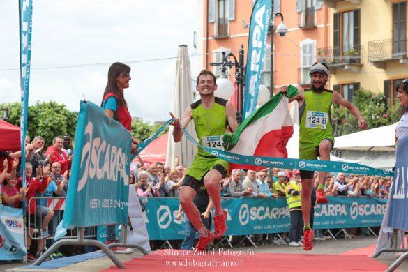 I vincitori della Maratona Valle Intrasca 2016