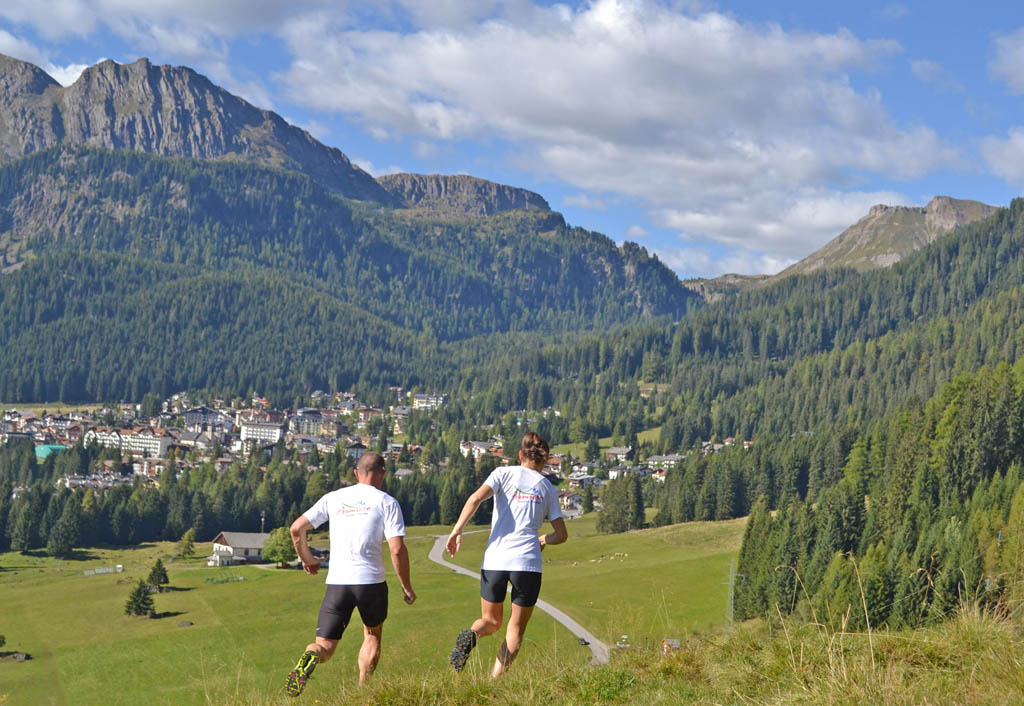 Primiero Dolomiti Marathon: corsa green