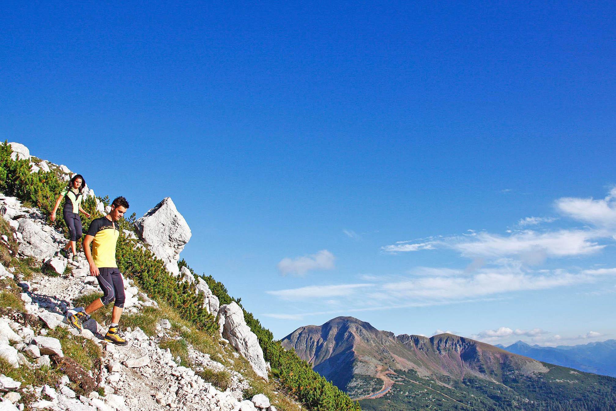 Val di Fiemme: vacanze trekking